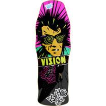 Vision Og Psycho Stick Deck-10X30 Black