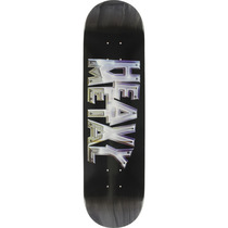 Dst Heavy Metal Chrome Deck-8.0 Black
