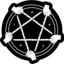 Enjoi Satan-Ish Decal Single