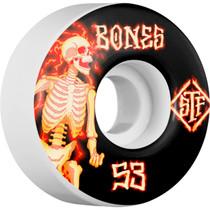 Bones Stf V1 Blazers 53Mm White