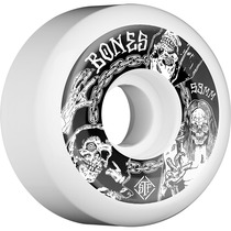 Bones Stf V5 Terror Nacht 53Mm White