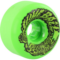 Santa Cruz Slimeballs Vomits Mini 58Mm 97A Green Glow
