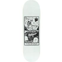 Vagrant Deathcard Deck-8.6 White