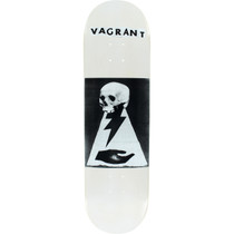 Vagrant Hand Of Fate Deck-8.6 White Wash/Blk