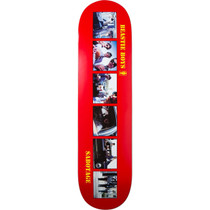 Girl Beastie Boys Sabotage Deck-8.0 Red