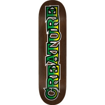 Creature Long Logo Md Deck-8.25