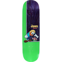 Bp Homoki Birds Deck-8.25 Grn/Natural