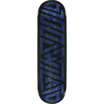 Blood Wizard Future Wasteland Deck-8.37 Navy/Blk