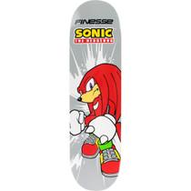 Finesse Sega Knuckles Hedgehog Deck-8.25