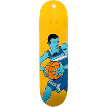 Girl Carroll Jenks B-Ball Deck-8.37