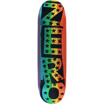 Zero Pride Egg Deck-8.37X32 Rainbow Stain