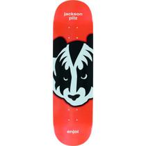 Enjoi Pilz Kiss Metallic Deck-8.25 R7 Red