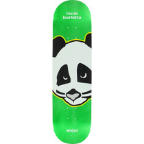 Enjoi Barletta Kiss Metallic Deck-7.75 R7 Green