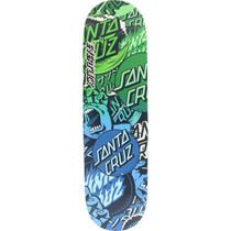 Santa Cruz Classic Collage Deck-8.25 Everslick