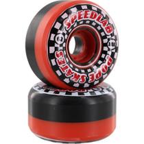 Speedlab Speedsters 62Mm 101A Red/Blk