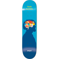 Enjoi Barletta Brain Waves Deck-8.25 R7