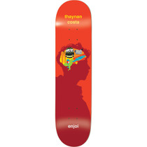 Enjoi Costa Brain Waves Deck-8.37 R7