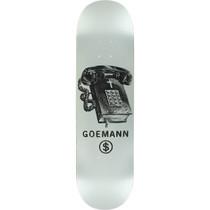 Slave Goemann Silver Lining Deck-8.25 Silver