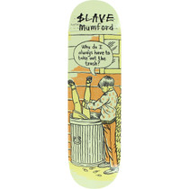 Slave Mumford Schoolbook Deck-8.5