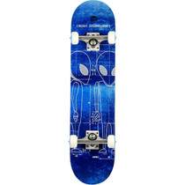 Aw Blueprint Complete-7.62 Blue/Wht