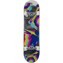Aw Flextime Foil Complete-7.87 Silver Foil/Rainbow
