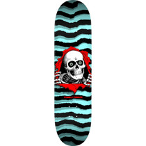Pwl/P Ripper Pastel Deck-8.5 Blue