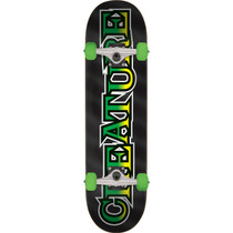 Creature Long Logo Complete-7.5 Green