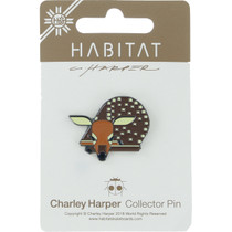 Habitat Harper Fawn Enamel Pin