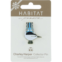 Habitat Harper Nuthatch Enamel Pin
