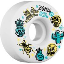 Bones Stf Earth Rollers V1 54Mm White