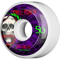 Pwl/P Mcgill Skull & Snake 4 Pf 56Mm Wht/Pur 103A