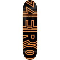 Zero Bold Deck-8.0 Org Stain/Black