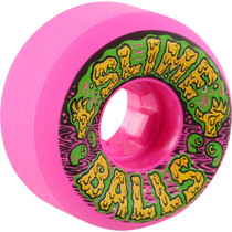 Santa Cruz Slimeballs Swamp Ball Vomit Mini 54Mm 97A Pink