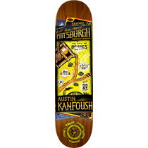 Ah Kanfoush Maps To The Skaters Homes Ii Deck-8.28