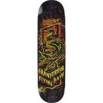 Ah Taylor Flying Rat Ii Deck-8.06 Blk/Yel/Org