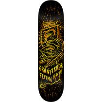 Ah Taylor Flying Rat Ii Deck-8.5 Blk/Yel/Org