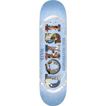 Real Wair Cut & Paste Oval Deck-8.5