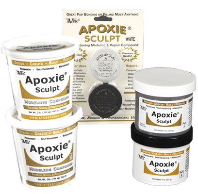 Apoxie Sculpt Bronze