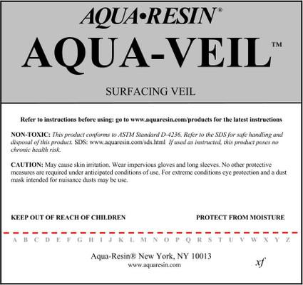 Aqua-Veil 30 mil x 40 inch 210 yd roll