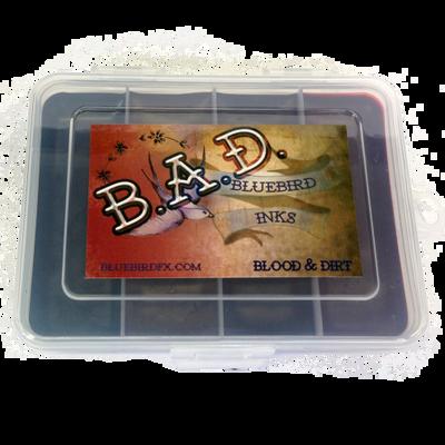 Bluebird Blood & Dirt Palette - 4 Shades