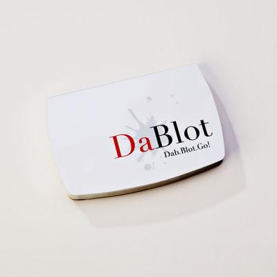 DaBlot Makeup Palette Sheets