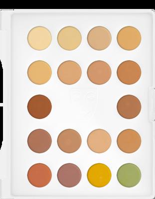 Dermacolor Camouflage 18-Color Mini Palette Art. 71018 3/18