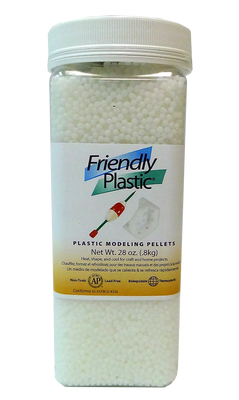 Friendly Plastic Pellets 28 oz