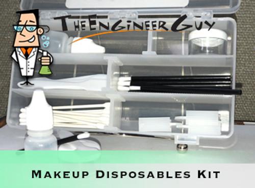 Makeup Disposables Kit