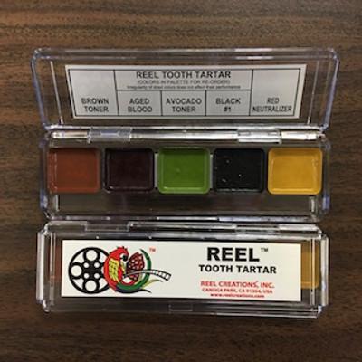 REEL - Tooth Tartar Mini 5 Palette