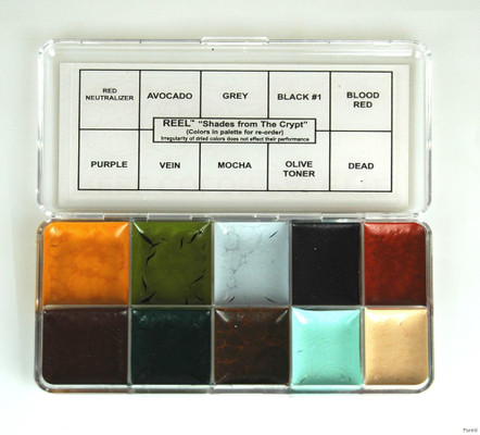 Reel Creations Shades From The Crypt Palette