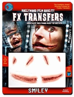 Tinsley Transfers Smiley