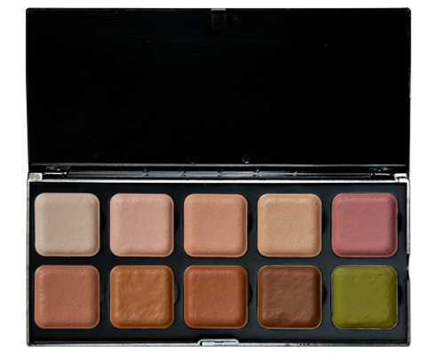 Encore SKT Skin Cover Up Palette