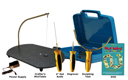 HWFF Crafters Deluxe 4-in-1 Kit - K05MS