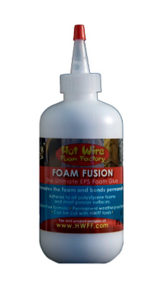 HWFF Foam Fusion Glue 8-Oz
